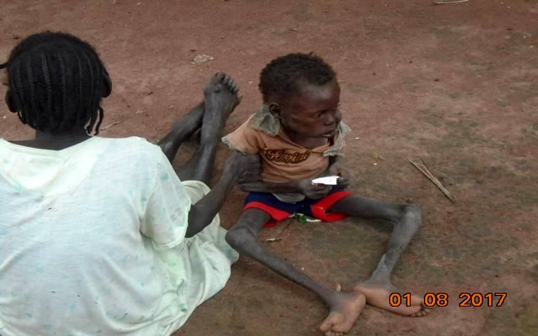 South Sudan: conflict, economic crisis and famine