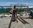 Shelter Reinforcement in Juba PoC, 2015